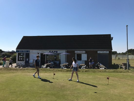 Solent Meads Golf Centre