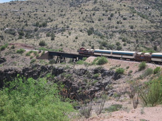 Clarkdale, AZ: Verde Canyon Railroad
