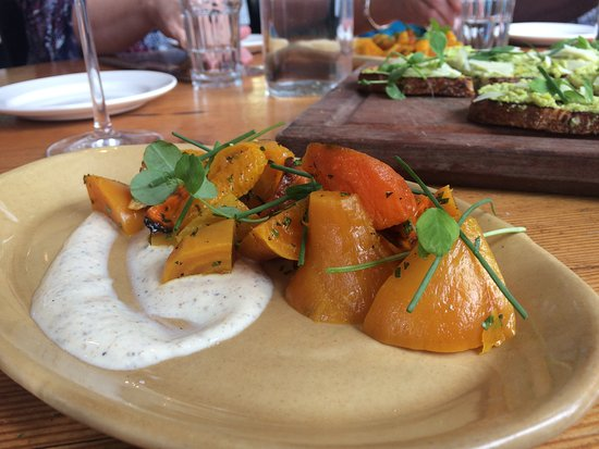 Beet salad at The Kitchen. - Picture of Local Table Tours - Denver ...
