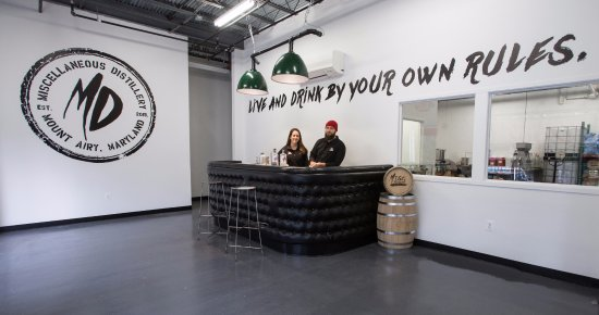 Mount Airy, MD: Tasting room open on weekends