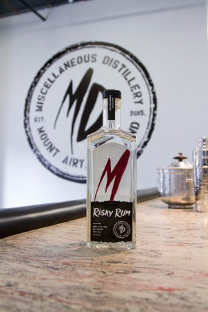 MISCellaneous Distillery: First product... Risky Rum!