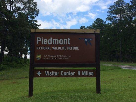 Juliette, Geórgia: Piedmont National Wildlife Refuge