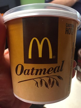 Forsyth, IL: Great Oatmeal