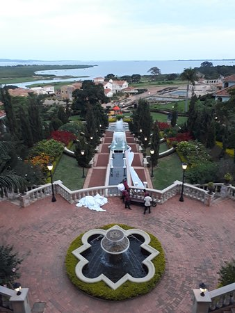 ‪‪Lake Victoria Serena Golf Resort & Spa‬: The fountain head‬