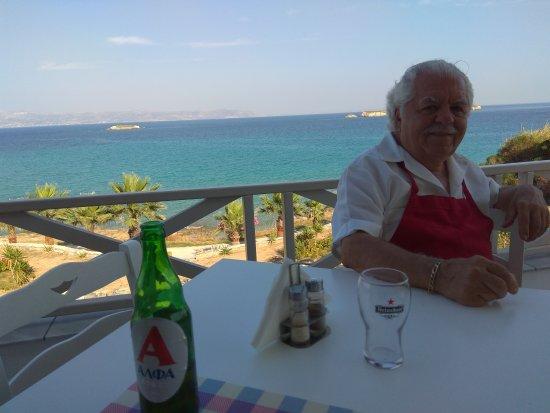 Nea Chryssi Akti, Greece: Blue Dolphin