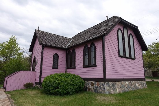 The Plum Heritage Church