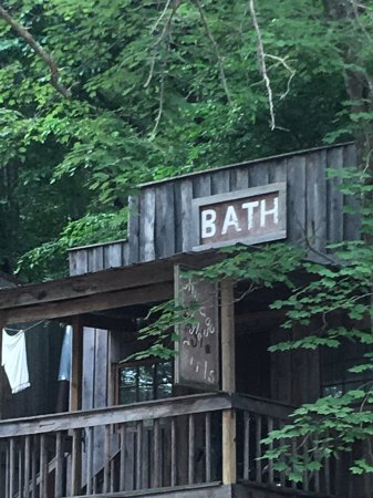 Beaver, OH: The bath house