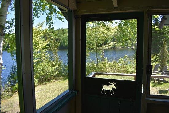 Greenville, ME: Salmon Pond Lodge