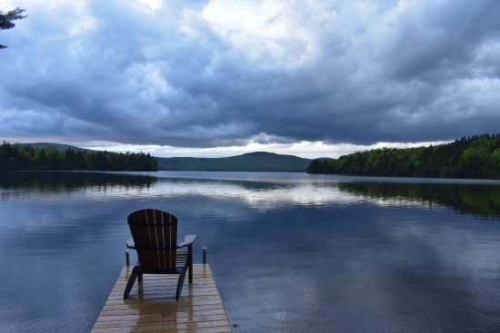Wilson Pond Camps: After the rain...to God be the Glory!!