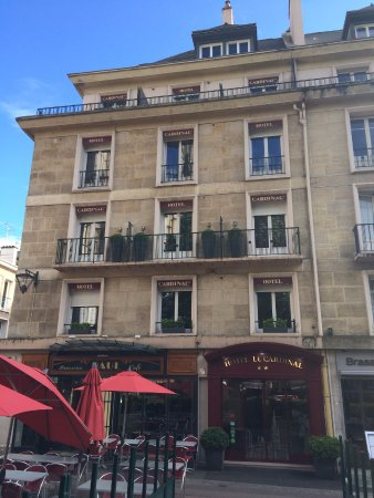 Hotel le Cardinal Photo