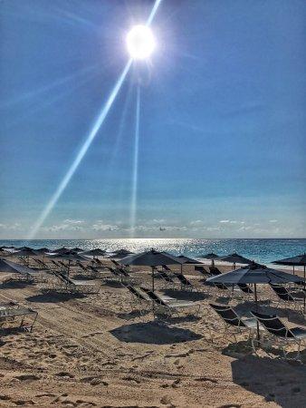 Elbow Beach, Bermuda: Beautiful beach at the Elbow Beach Hotel