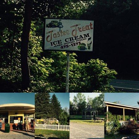 Slingerlands, Nowy Jork: Tastee Treat