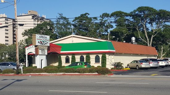 South Carolina Villa Romana Italian Restaurant