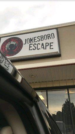 Jonesboro Escape