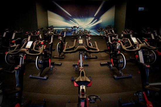 virtual exercise bikes