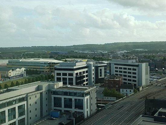junior suite 21st floor picture of radisson blu hotel cardiff rh tripadvisor co uk