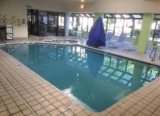Best Western Plus InnTowner - Madison, Wisconsin - Pool Area