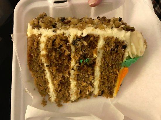 Cleveland, TN: Carrot cake