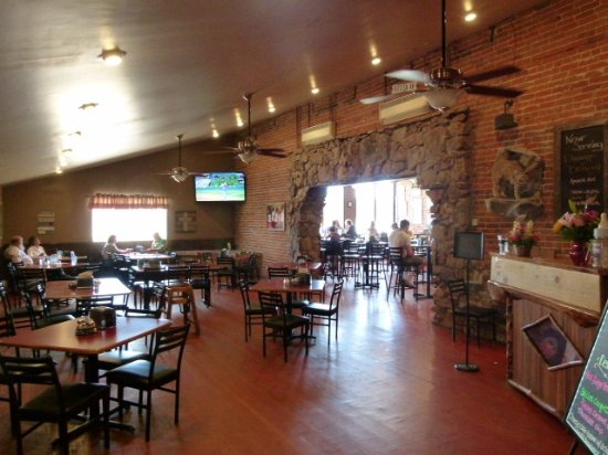 One Of The Best Restaurants In Westcliffe Review Tony S Mountain Pizza Silver Cliff Co Tripadvisor
