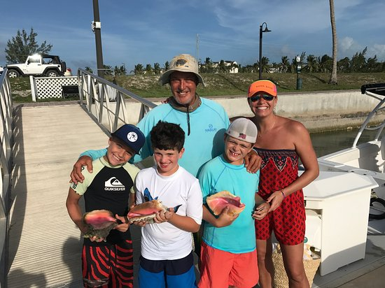Grand Isle Resort & Spa: A great day crusin the cays.