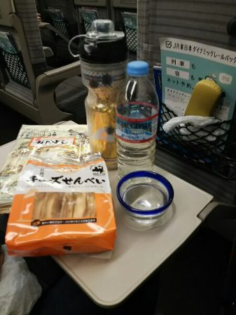 Tohoku, Japón: 至福の車内