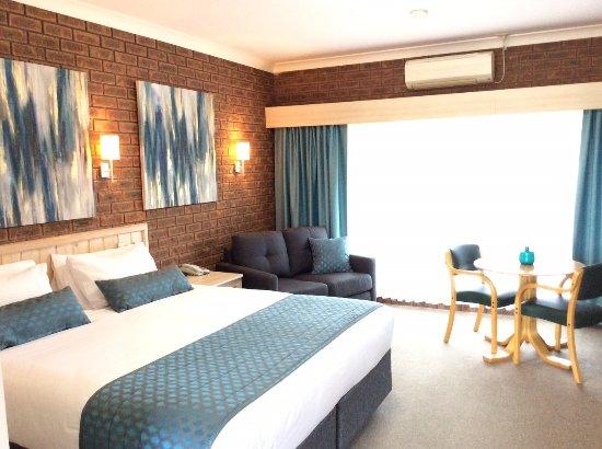 Howlong, Australien: Standard Room