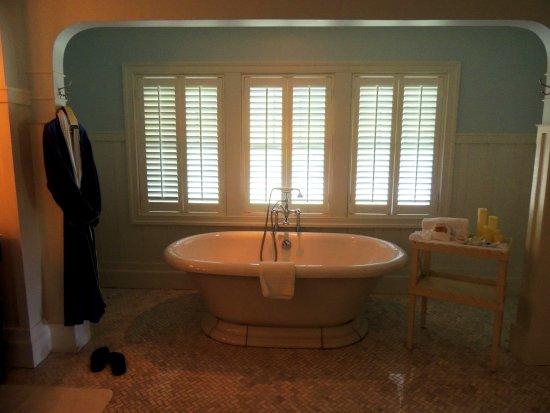 Bedford, Pensilvanya: Henry Clay Sunken Tub