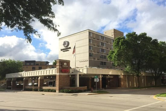 Doubletree By Hilton Hotel Madison Wisconsin