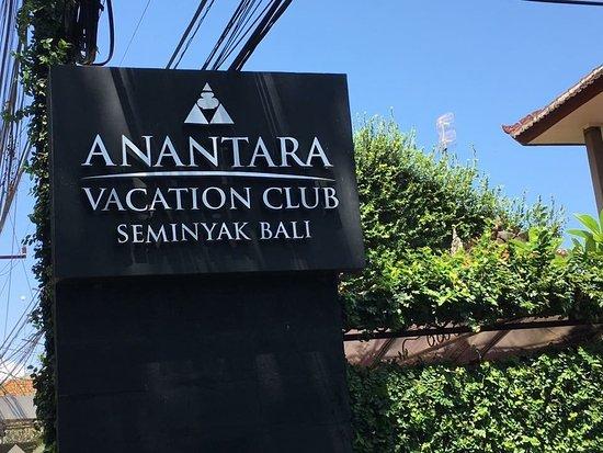 Anantara Vacation Club Bali Seminyak foto