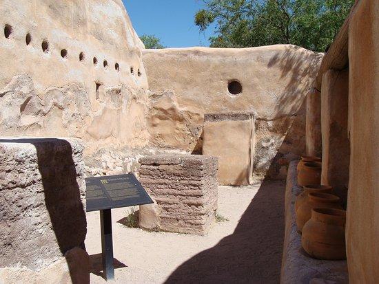 Tumacacori, AZ: The old granary