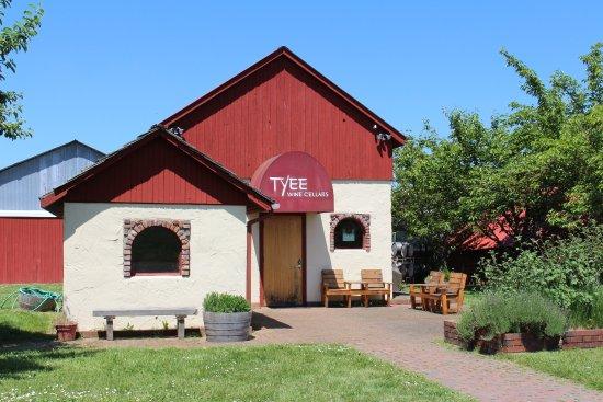 Tyee Wine Cellars