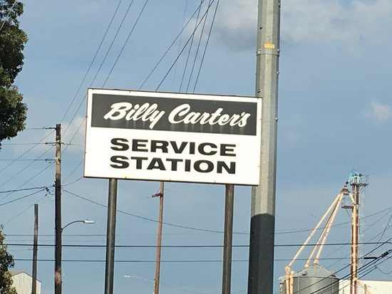 Billy Carter Gas Station Museum: photo1.jpg