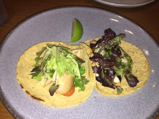 University City, MO: chicken tacos