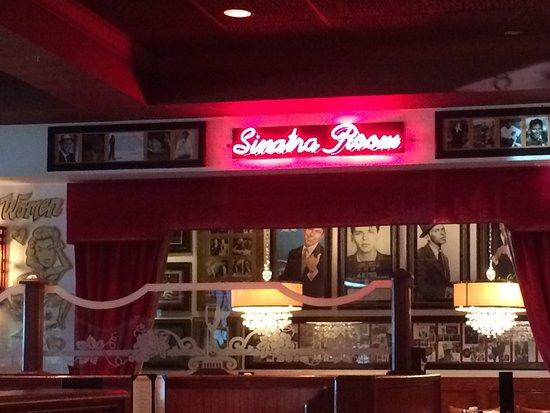 Delmonico S Italian Steakhouse Sinatra Room