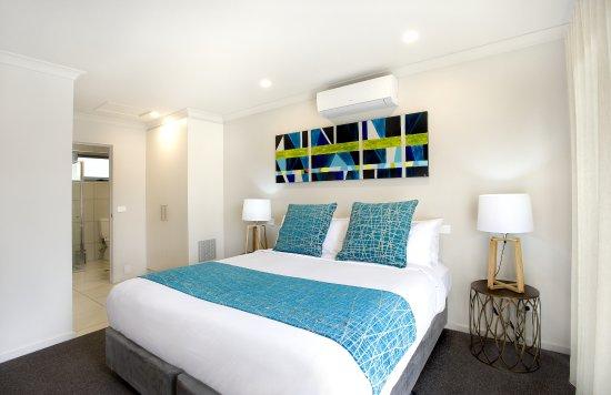 Queenscliff, Australien: Hotel Room
