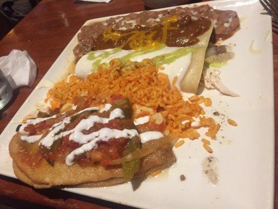 Sandestin, FL: Just finished dining at Cantina Laredo