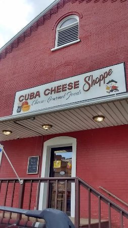 Cuba, Estado de Nueva York: Cheeeeese
