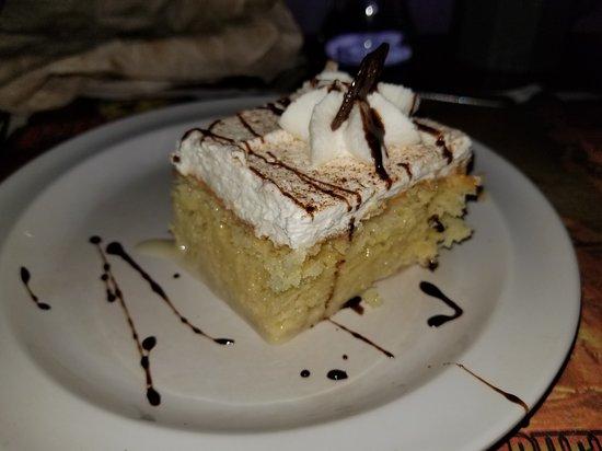 Buena Park, Kaliforniya: The dessert