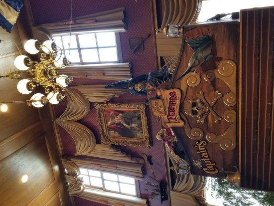 Buena Park, Kalifornien: Inside decor