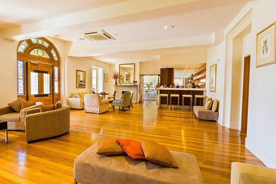 Eden, Australia: Lounge Area