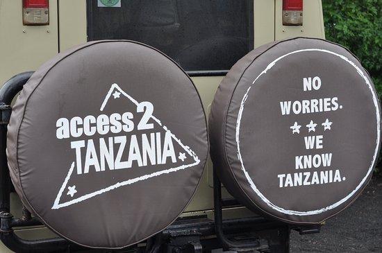 Lake Burunge Tented Camp: Access 2 Tanzania w/ Fulgence Kenedy
