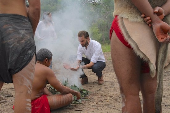 My Detour™ - Day Tours: Traditional smoking ceremony on a My Dreamtime Detour
