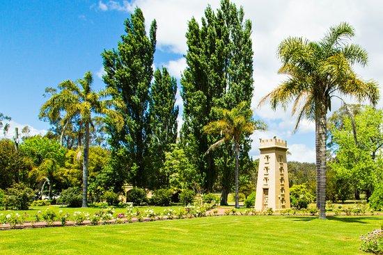 Eden, Australia: Gardens & Tower