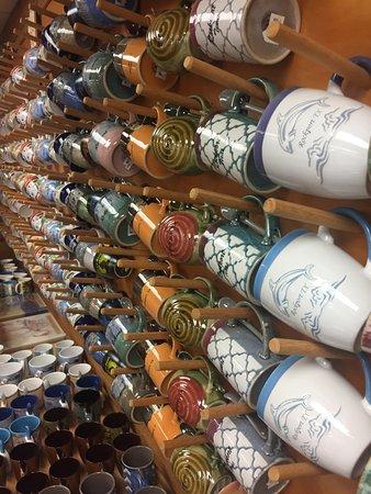 Rockport, TX: Mugs mugs mugs