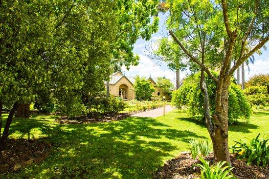 Eden, Australia: Garden Enterance