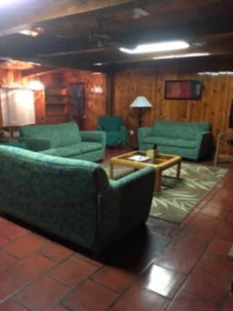 Kernville, CA: view of the large living room