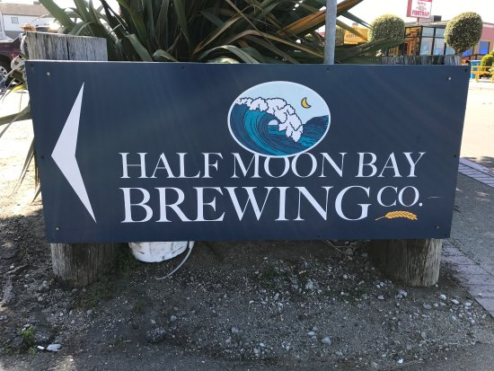 Half Moon Bay Brewing Company: photo1.jpg