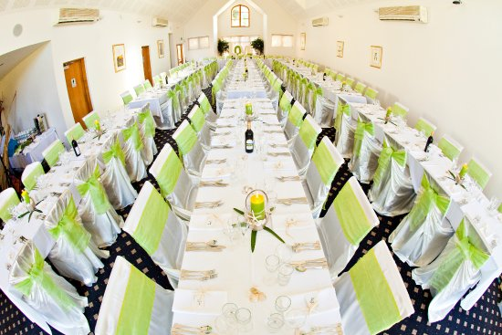 Seahorse Inn Restaurant: Wedding Reception