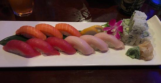Biddeford, ME: Delicious sushi