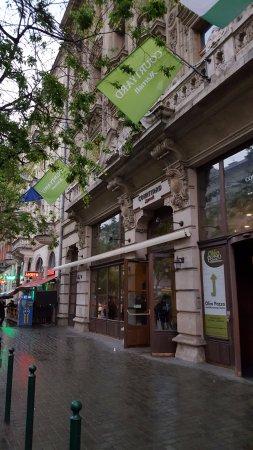 Foto de Courtyard Budapest City Center